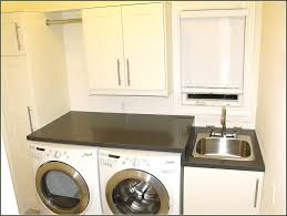 Laundry Room Cabinet With Sink Lowes Laundry Sink And Cabinet Rootsrocks Club