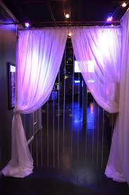 Venues For Sweet 16 Entryway By Ideal Party Decorators Www Idealpartydecorators Com