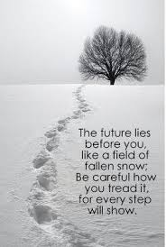 winter quotes season sayings positive future collection of