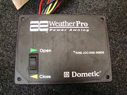 Used Rv Awning Rv Accessories Used Rv Motorhome Weather Pro Power Awning Part No