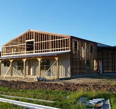 avg cost to build a home barndominium cost references in texas