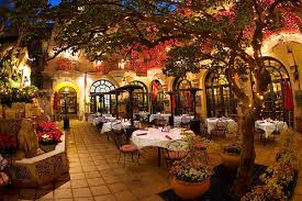 Patio Cafe Lights inland empire restaurants mission inn riverside hotel