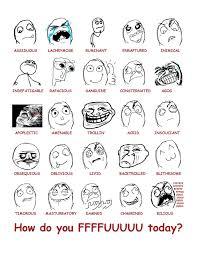 Text Meme Faces - rage faces blindbandit92 photo 30912624 fanpop fanclubs a