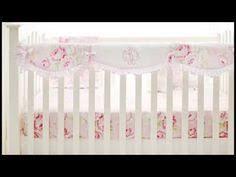 light pink crib bedding harlow s light pink floral ruffle designer baby bedding floral