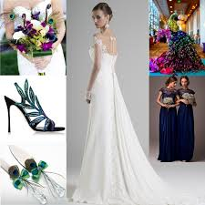 peacock wedding theme peacock wedding theme ideas