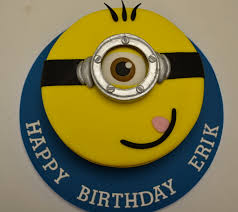 minions cake despicable me minion cake celebration cakes cakeology