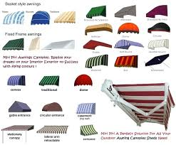 Different Types Of Awnings Different Types Of Rv Awnings Awnings Pictures Of Different Types