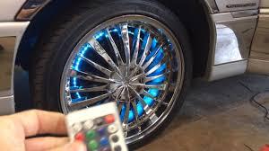 wheel light kit for sale led neon rims