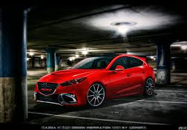 mazda mps mazda 3 mps 2015 design inspiration v1 0 by powerd by powerd