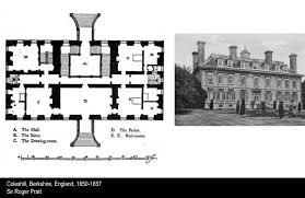 Pruitt Igoe Floor Plan by Coleshill Berkshire England Sir Roger Pratt 1650 57 Pictures