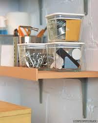 Room Storage by Organizing Basements U0026 Storage Rooms Martha Stewart