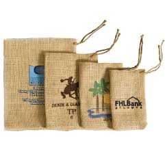 small burlap bags these rustic burlap gifts are a hit jute bags of every