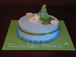 welcome little prince baby shower cake cake by taste of love