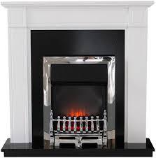 the georgian electric fireplace adam amazon co uk kitchen u0026 home