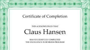 doc 611472 training certificate template word u2013 training