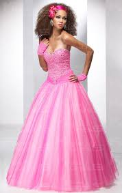 tulle princess ball gown sweetheart long prom dress online
