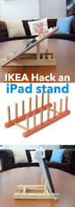 best 25 ipad stand ideas on pinterest tablet stand wood ipad