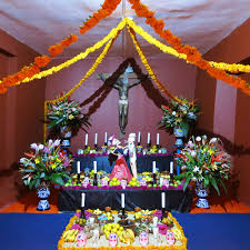 Day of the Dead Costumes Altars Traditions Decorations
