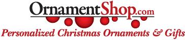 ornament shop personalized ornaments