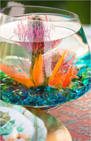 water centerpieces 22 eye catching inexpensive diy wedding centerpieces thegoodstuff