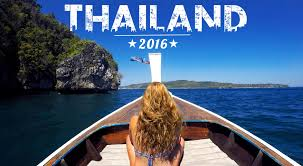 gopro 4 amazing thailand trip travel