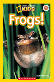 frogs by elizabeth carney scholastic