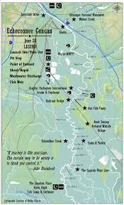 River Map Paddle Georgia Event Maps
