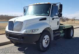 2002 international 4400 semi truck item l1725 sold febr