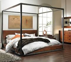 Metal Canopy Bed Amazing Best 25 Metal Canopy Bed Ideas On Pinterest For Pertaining