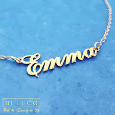 chain necklace style images Customize name necklace 15 fonts style to choose customize jpg