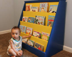 childrens bookcase etsy