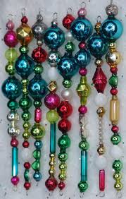 29 best vintage mercury glass ornaments images on