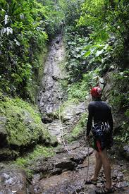 costa rica canyoning professional perspective