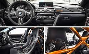 Bmw M4 Interior 2018 Bmw M4 Gts First Drive Review 2018 2019 Car Models