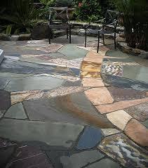 Rock Patio Design Best 25 Stone Patios Ideas On Pinterest Stone Patio Designs