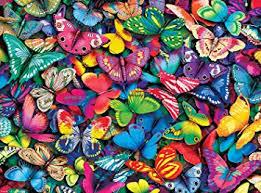 amazon com buffalo collection butterflies 1000