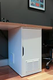 Ikea Kitchen Cabinet Hacks Complete Workstation Desk Home Office Ikea Hack Ikea Hackers