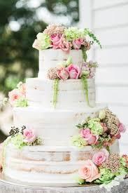 dekoration f r hochzeitstorten hochzeitstorte ohne fondant weiß creme sahne rosa dekorieren