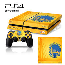 amazon black friday ps4 controller ps4 nba 1 golden state warriors whole body vinyl skin sticker