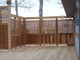Privacy Screen Ideas For Patios Best 25 Privacy Deck Ideas On Pinterest Privacy Wall On Deck