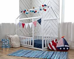 toddler bed white black house bed tent bed children bed
