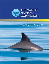 annual reports marine mammal commission