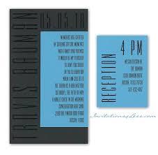 birchcraft bar mitzvah invitations invitations4less discount bar mitzvah bat mitzvah invitations