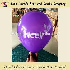 balloon wholesale yiwu balloon wholesale custom logo printing non free