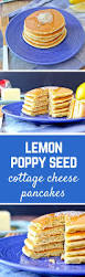 Protein Pancakes With Cottage Cheese by Lemon Poppy Seed Cottage Cheese Pancakes Rachel Cooks