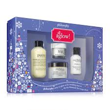 philosophy all aglow gift set feelunique