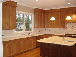 kitchen soffit ideas kitchen soffits wrapped in thin plywood with crown molding