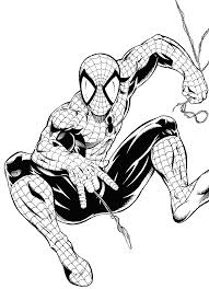 spiderman inks by robert a marzullo by robertmarzullo on deviantart