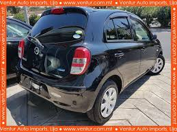 nissan micra japanese import ventur auto imports limits of naxxar lija u0026 industrial estate