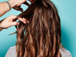 how to get better heathier hair dusting few split ends
